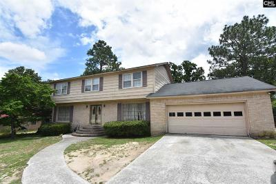 Three Fountains Single Family Home For Sale: 4045 Platt Springs