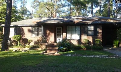 Lexington County, Richland County Single Family Home For Sale: 6540 Frost #Lot#3