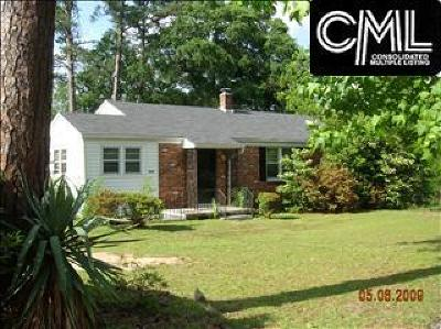 Lexington County, Richland County Single Family Home For Sale: 1703 Atlantic