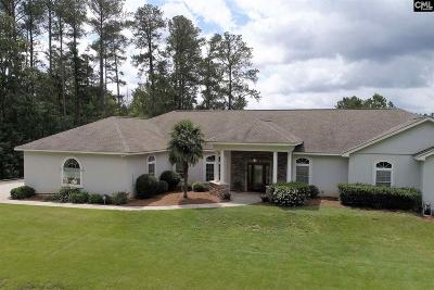 Lexington County, Newberry County, Richland County, Saluda County Single Family Home For Sale: 155 North Shore