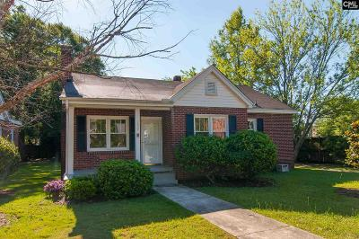 Shandon Single Family Home For Sale: 220 S Holly