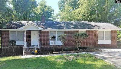 Columbia Single Family Home For Sale: 8 Delane