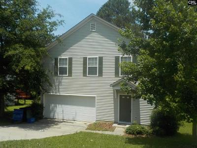 Columbia SC Single Family Home For Sale: $119,400