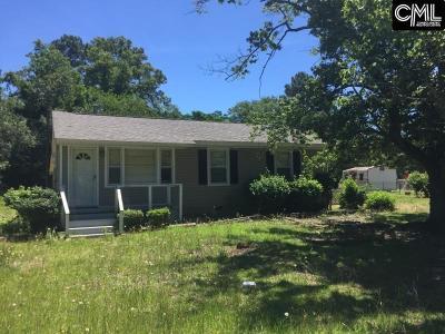 Monetta Single Family Home For Sale: 70 Holston