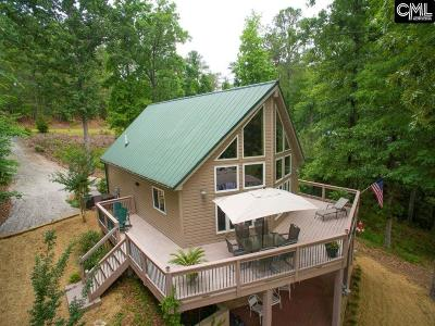 Wateree Hills, Lake Wateree, wateree keys, wateree estate, lake wateree - the woods Single Family Home For Sale: 2748 Singleton Creek
