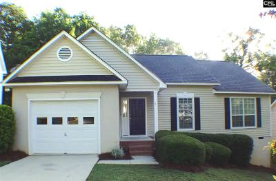 Irmo Single Family Home For Sale: 4 Gidding