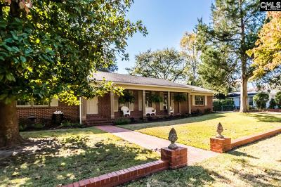 Kershaw County Single Family Home For Sale: 130 Court Inn
