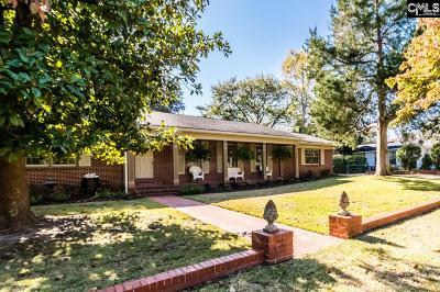 Camden Single Family Home For Sale: 130 Court Inn