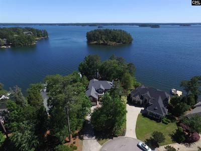 Lexington County, Newberry County, Richland County, Saluda County Single Family Home For Sale: 885 Island Point