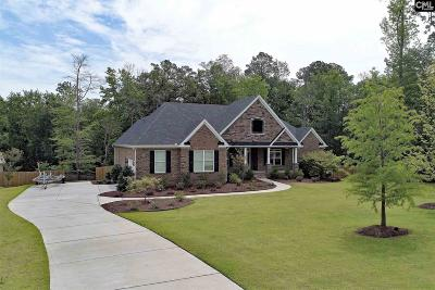 Lexington County, Richland County Single Family Home For Sale: 115 Sylvan
