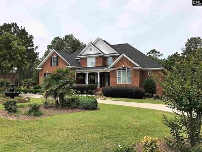 Blythewood Single Family Home For Sale: 207 Brookwood Forest