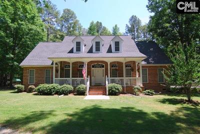 Blythewood Single Family Home For Sale: 1219 Loner