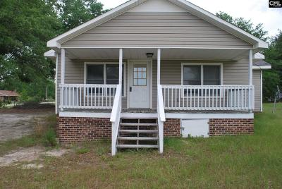 Camden Single Family Home For Sale: 947 Red Fox