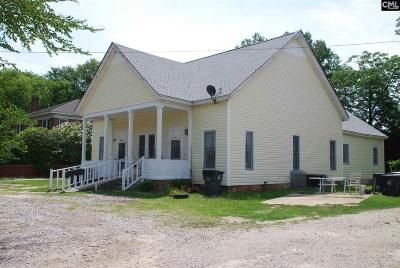Batesburg Multi Family Home For Sale: 424 West Railroad