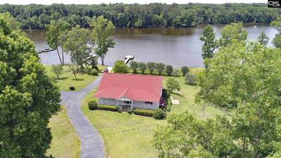 Batesburg Single Family Home For Sale: 133 Dogwood Shores