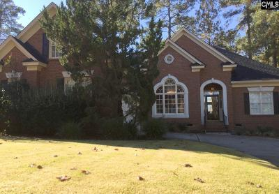 Columbia Single Family Home For Sale: 463 Running Fox