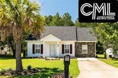Columbia SC Single Family Home For Sale: $101,500