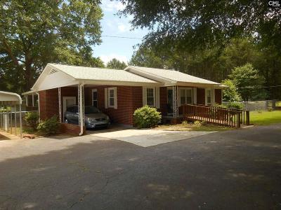 Saluda Single Family Home For Sale: 184 Shiloh