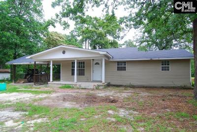 West Columbia Single Family Home For Sale: 2800 Scenic