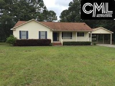 Lugoff Single Family Home For Sale: 385 Woodland
