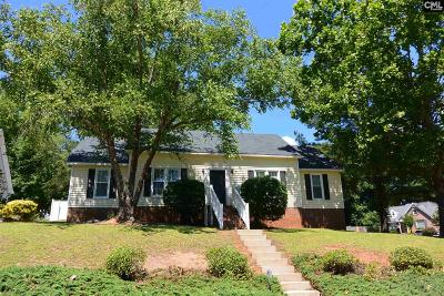 Lexington County, Richland County Single Family Home For Sale: 200 Cranewater