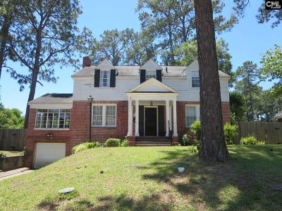 Shandon Single Family Home For Sale: 4106 Devine