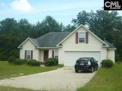 Lugoff Single Family Home For Sale: 39 Wildwood