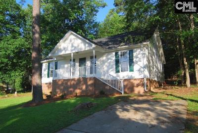 Irmo Single Family Home For Sale: 3 Caddis Creek