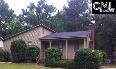 Irmo Single Family Home For Sale: 117 Raintree