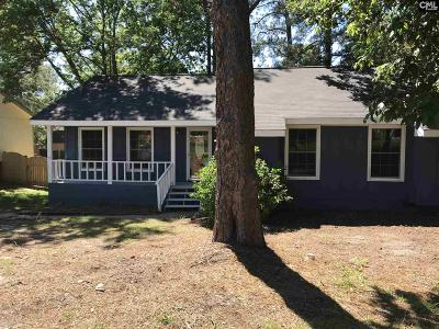 Columbia Single Family Home For Sale: 2905 Ulmer