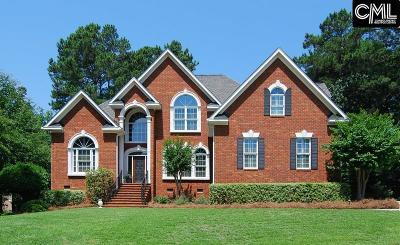 Irmo Single Family Home For Sale: 3 Treyburn