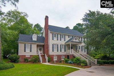 Columbia Single Family Home For Sale: 132 Mallet Hill