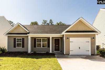 West Columbia Single Family Home For Sale: 139 Drayton Hall #Lot # 10