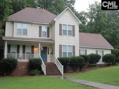 Single Family Home For Sale: 200 Corley Woods