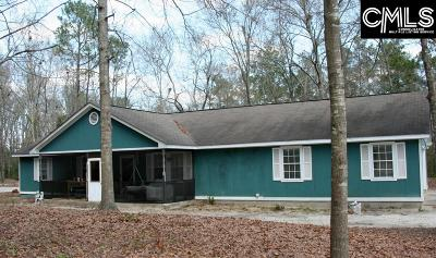 Wagener Single Family Home For Sale: 282 Sand Dam