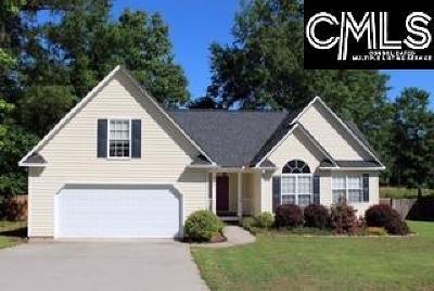 Camden Single Family Home For Sale: 20 Scarlett