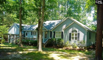 Lexington County, Newberry County, Richland County, Saluda County Single Family Home For Sale: 301 Forest Shores