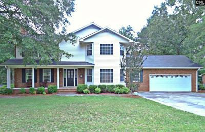 Batesburg, Leesville Single Family Home For Sale: 613 Skyline
