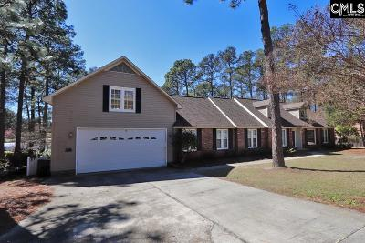 West Columbia Single Family Home For Sale: 114 Pebble Brook