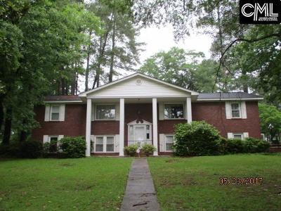 West Columbia Single Family Home For Sale: 1800 Redbird
