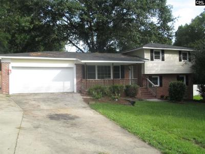 Columbia Single Family Home For Sale: 9347 Windsor Lake Blvd