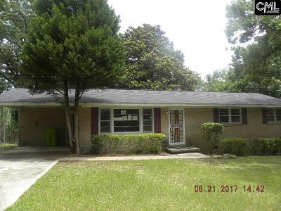 Columbia Single Family Home For Sale: 2230 Omega