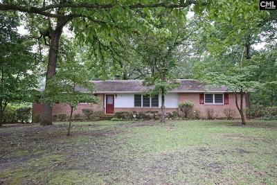 West Columbia Single Family Home For Sale: 3033 Watson