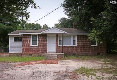 West Columbia Single Family Home For Sale: 2100 Steele
