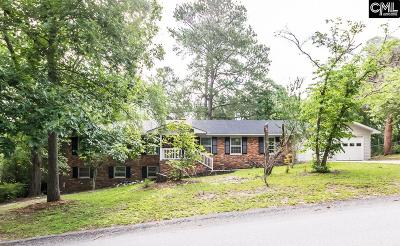 Forest Acres Single Family Home For Sale: 3112 Barnes Springs