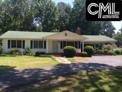 Lexington County, Richland County Single Family Home For Sale: 1280 Berl Mar