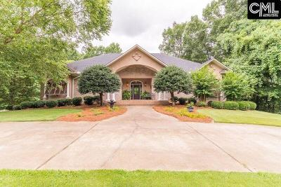 West Columbia Single Family Home For Sale: 2637 Pine Lake