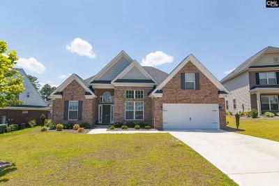 Single Family Home For Sale: 407 Crescent River