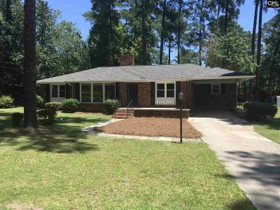 Arcadia Lakes Single Family Home For Sale: 120 Arcadia Springs