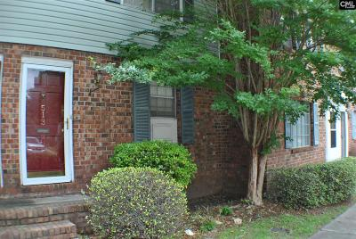 Lexington County, Richland County Condo For Sale: 513 Wimbledon